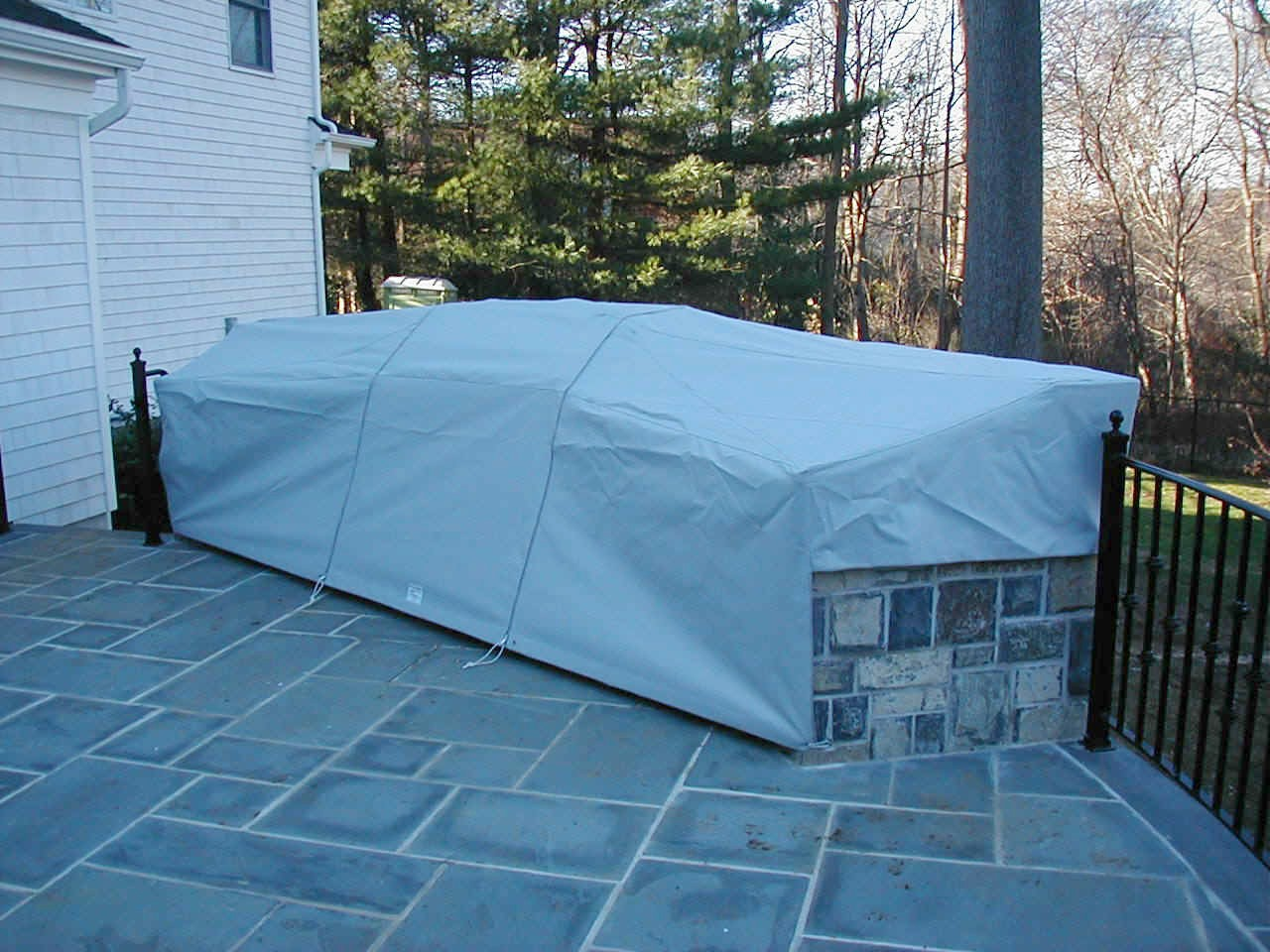 Outdoor Kitchen Covers | Custom Kitchen Covers, Grill Covers, Island ...